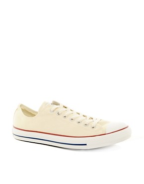 Image 1 ofConverse All Star Ox Plimsolls