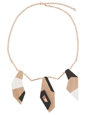 Image 2 ofAda Zanditon Exclusive To ASOS Long Necklace