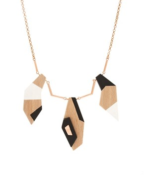 Image 1 ofAda Zanditon Exclusive To ASOS Long Necklace