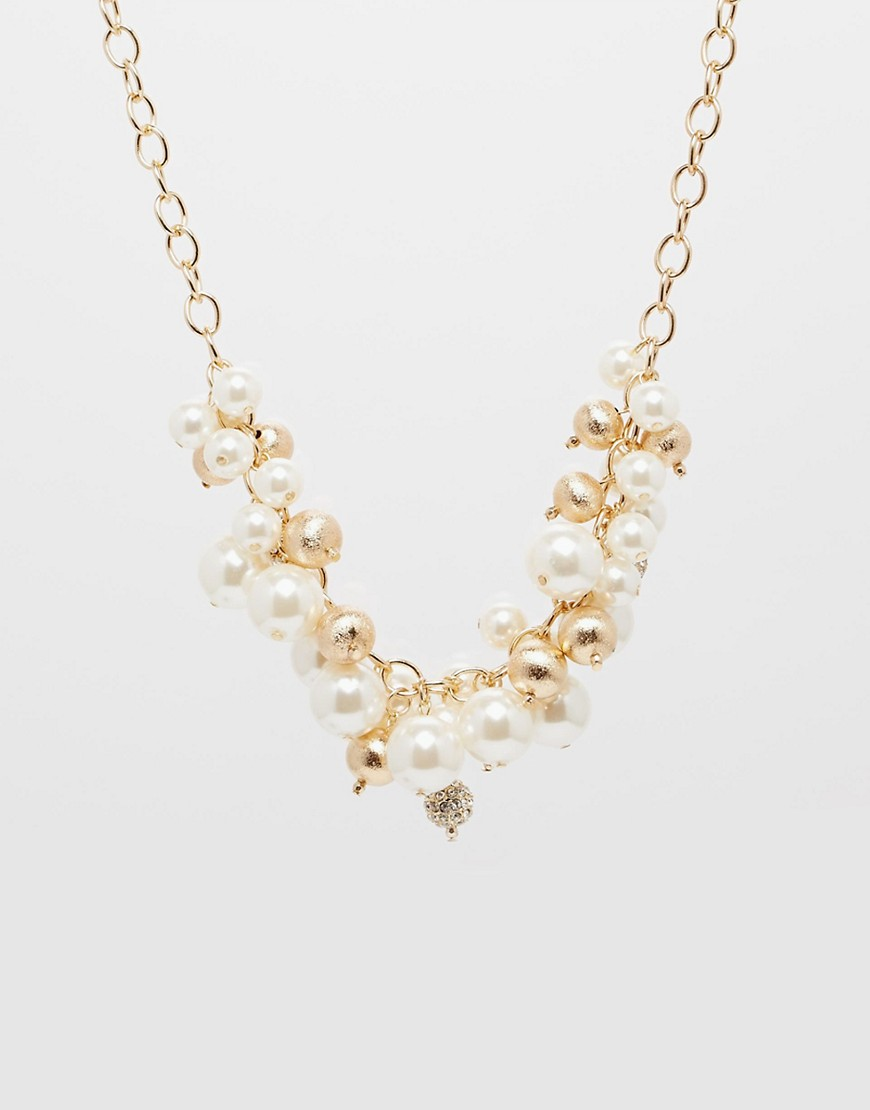 Designsix Buckleigh Necklace - Gold