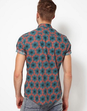 Image 2 ofASOS Printed Shirt