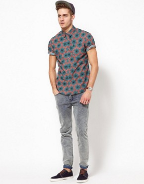 Image 4 ofASOS Printed Shirt