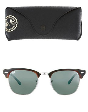 Image 2 ofRay-Ban Clubmaster Sunglasses