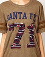 Image 3 ofTrue Religion Santa Fe 71 Tee with Shirt Sleeves