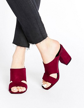 ASOS HAPPY DAYS Heeled Sandals