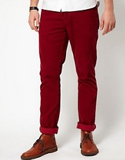 Hartford Slim Jeans in Cord