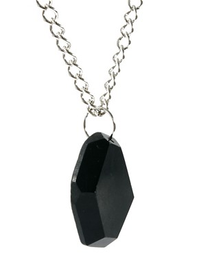 Image 4 of ASOS Faceted Necklace