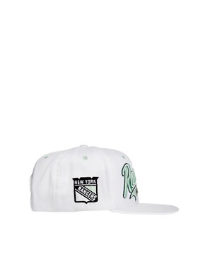 Image 4 ofZephyr Ranger Swoop Pastel Snapback Cap