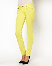 Religion Fluro Skinny Jeans