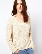 American Vintage Chunky Knitted Jumper