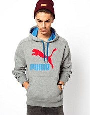 Puma Hoody With Logo