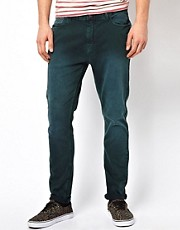 River Island - Jeans a lavaggio acido