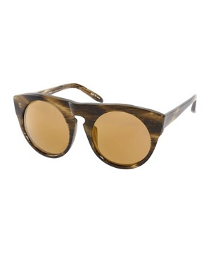 Image 1 ofAlexander Wang Brown Sunglasses