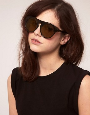 Image 3 ofAlexander Wang Brown Sunglasses