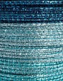 Image 3 ofASOS Pack Of 50 Teal And Silver Friendship Bangles