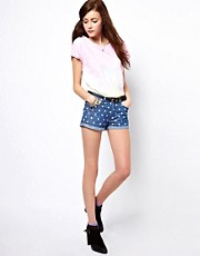 Vero Moda Polka Dot Shorts