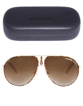 Image 2 ofCarrera 44 Aviator Sunglasses