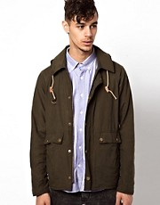 Barbour Jacket with Detachable Hood