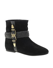 Park Lane Strap Ankle Boot