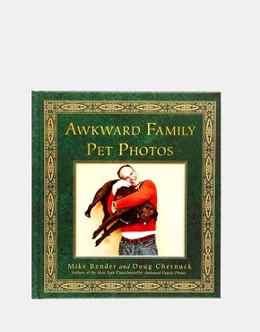 Awkward Family Pet Photos Book