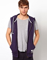 Jack &amp; Jones Sleeveless Hoodie
