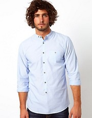 Vito Grandad Collar Shirt