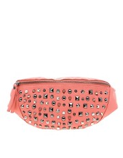 Pieces Madicken Studded Bumbag