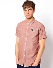 Crosshatch Maker Shirt