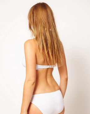 Image 2 ofSeafolly Goddess Twist Bandeau Bikini Pant
