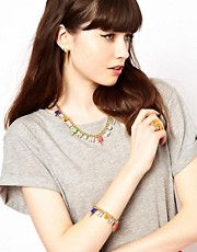 ASOS Colour Stone Jewellery Multipack