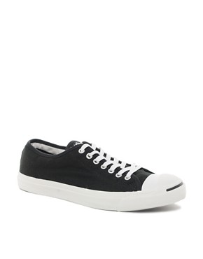 Image 1 of Converse Jack Purcell Canvas Plimsolls