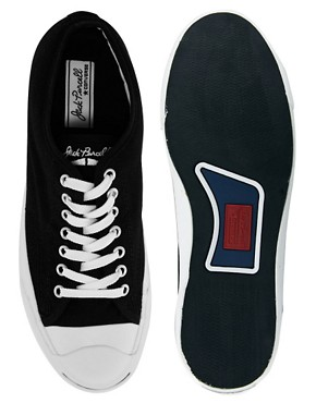 Image 3 of Converse Jack Purcell Canvas Plimsolls