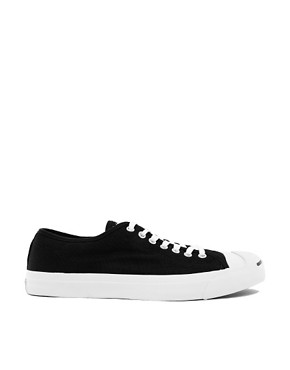 Image 4 of Converse Jack Purcell Canvas Plimsolls