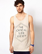 The Critical Slide Society Tank Trashed