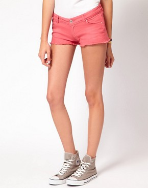 Image 4 ofRoxy Denim Shorts