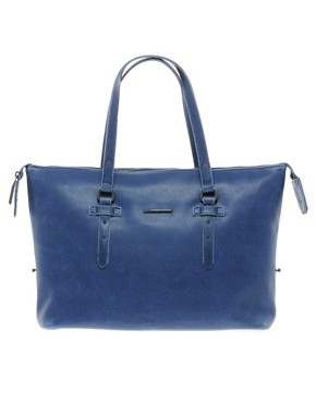 Image 1 ofMatt &amp; Nat Vintage Blue Satchel