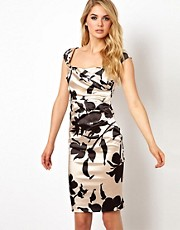 Coast Alva Printed Dress