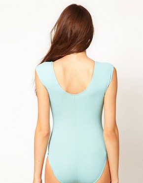 Image 2 ofAmerican Apparel Mesh Panel Body
