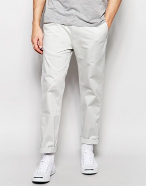 Levi's Line 8 Chinos Slim Tapered Lunar Rock Sateen