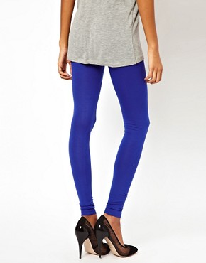 Image 2 ofASOS Full Length Leggings
