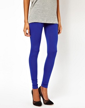 Image 4 ofASOS Full Length Leggings