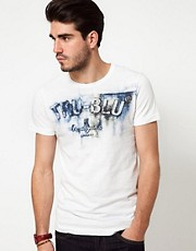 Pepe Jeans T-Shirt True Blue Logo