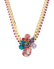 Krystal Swarovski Vintage Style Necklace