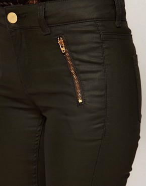 Image 3 ofOasis Premium Coated Jean