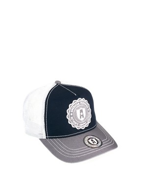 Image 1 ofRiver Island Trucker Cap