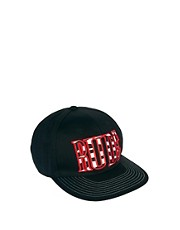 ASOS Snap Back Cap with Rude Design