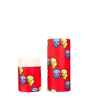 Image 1 ofPaul &amp; Joe Limited Edition Lipstick Case - Elephant Print