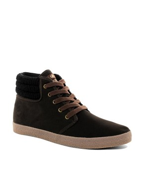 Image 1 ofJack &amp; Jones Oslo High Wool Chukka Boots