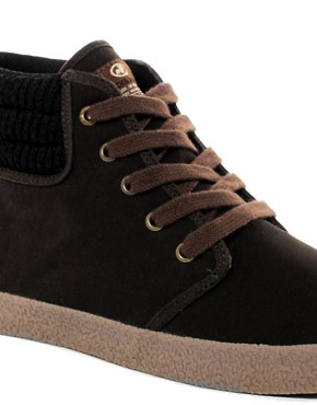 Image 2 ofJack &amp; Jones Oslo High Wool Chukka Boots