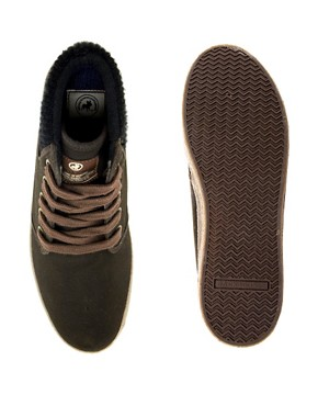 Image 3 ofJack &amp; Jones Oslo High Wool Chukka Boots